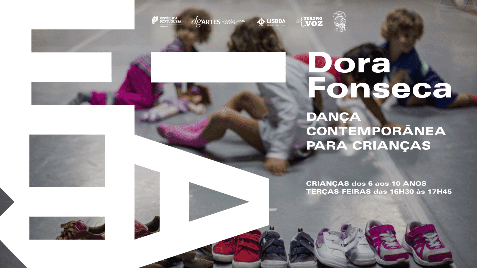 Open Call | Contemporary Dance for Children, guided by Dora Fonseca