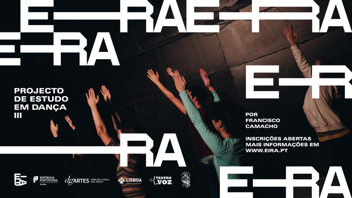 Inscrições abertas: Projecto de Estudo em Dança III, orientado por Francisco Camacho