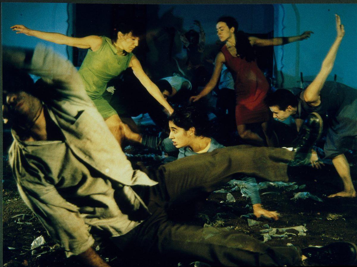 """""""Gust"""" (1997) de Francisco Camacho"""